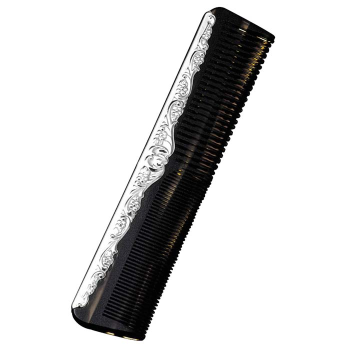 Silver Framed Comb