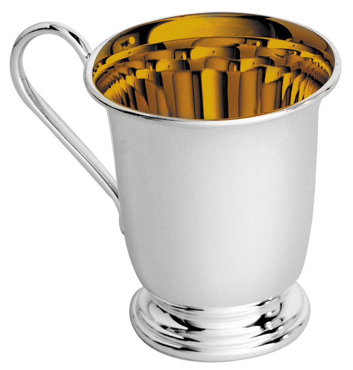 Silver Plated Baby's Cup
