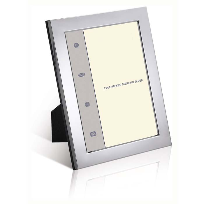 Flat 15X10 cm - 6X4 Inch Contemporary Photo Frame