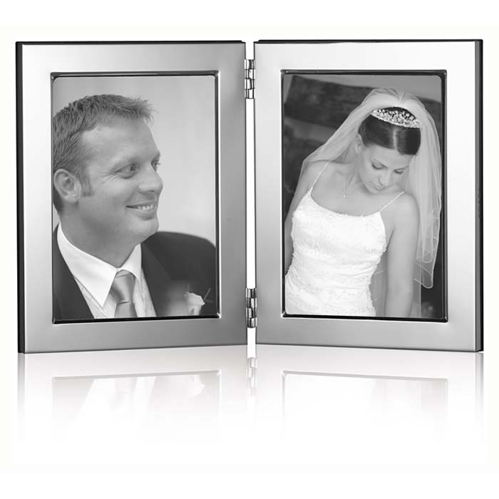 Flat 13X9 cm Contemporary Style Photo Frame