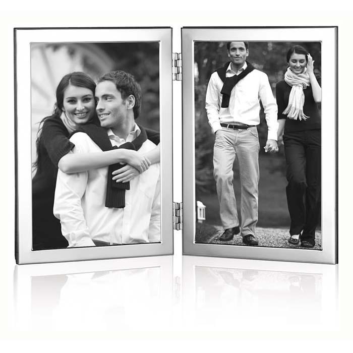 Flat Narrow 15X10 cm - 6X4 Inch Contemporary Photo Frame