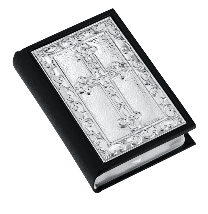 Gem Bible In Black Leather