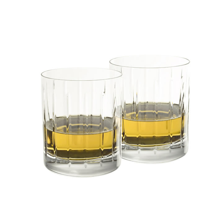 Whiskey Tumblers Pair