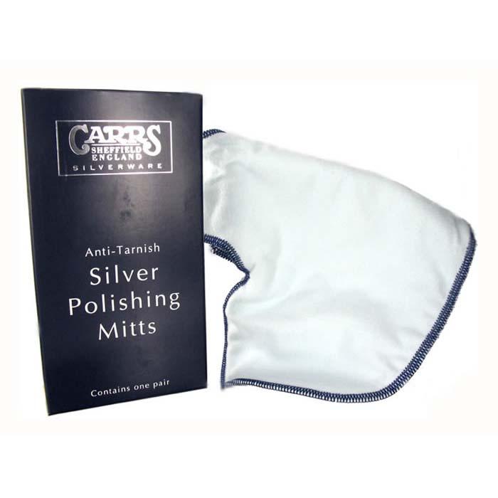 Silver Polishing Mitt