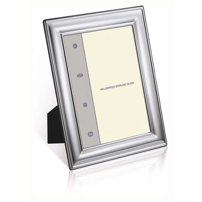 Plain Wide Convex Simple 13X9 cm Classic Photo Frame