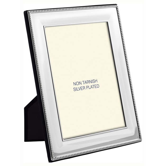 Simple Bead Border 13X9 cm Classic Photo Frame