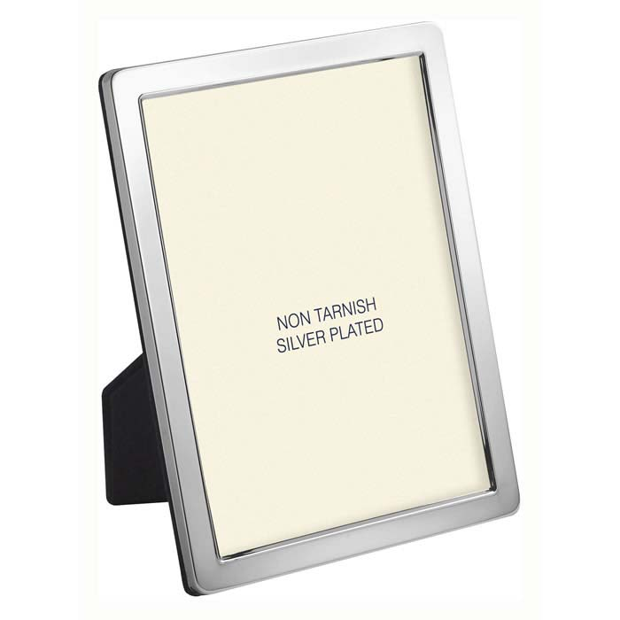 Narrow Flat Plain 13X9 cm Classic Photo Frame