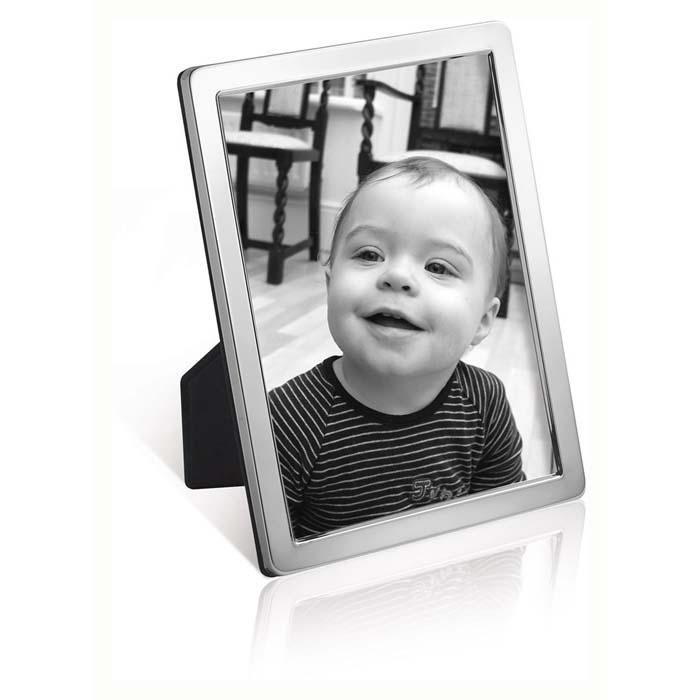 Plain Flat 20X15 cm - 8X6 Inch Classic Photo Frame