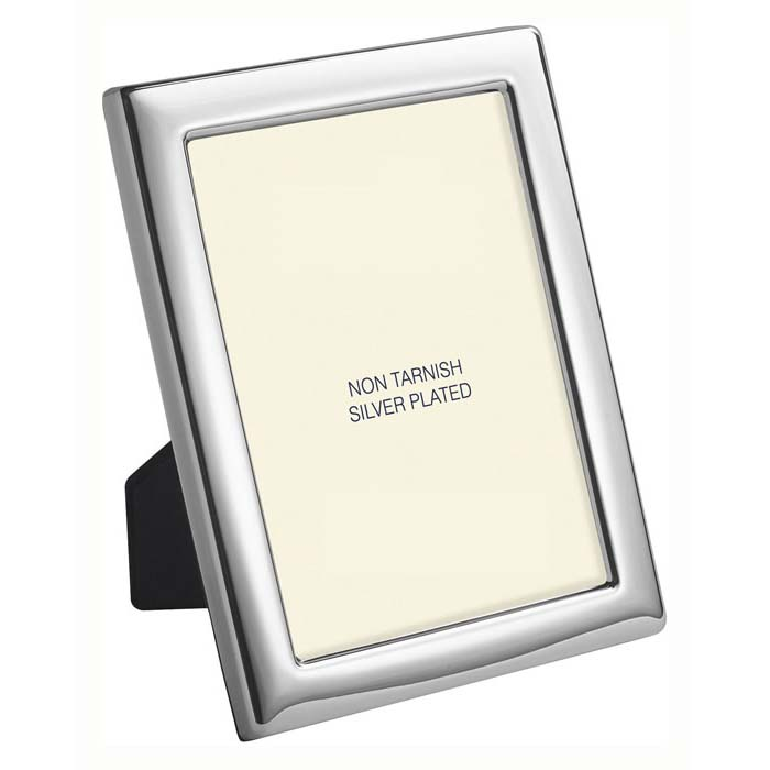 Plain Smooth 13X9 cm Classic Style Photo Frame