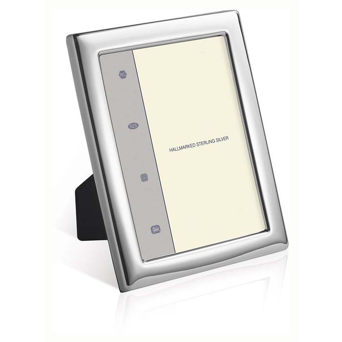 Plain Line Rectangle Simple 13X9 cm Classic Photo Frame