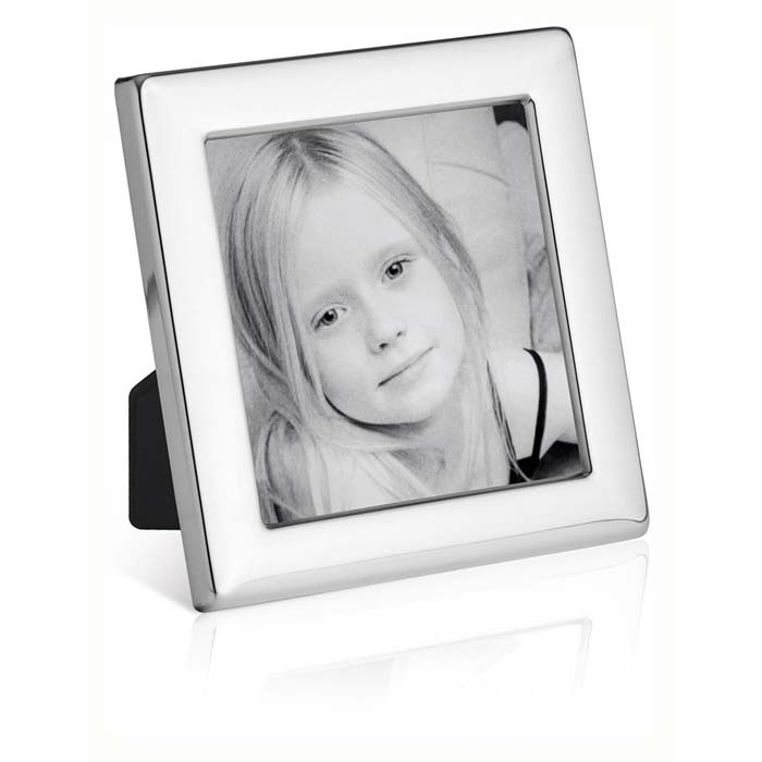Silver 9X9 Classic Square Photo Frame
