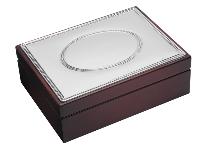 Bead Trinket Box - Small
