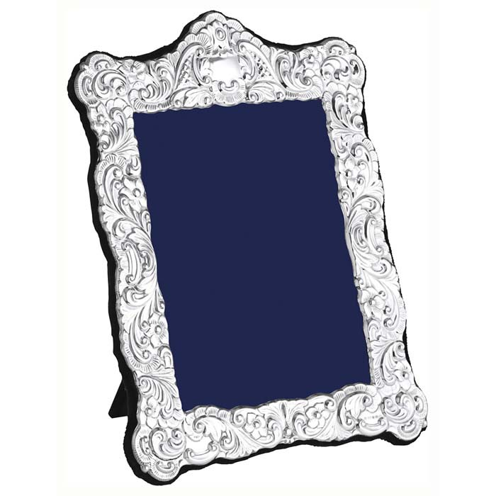 Victorian Ornate Shell And Scroll 18X13 cm - 7X5 Inch Traditional Photo Frame