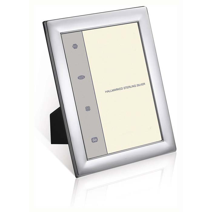 Plain Smooth Simple 25X20 cm - 10X8 Inch Classic Photo Frame