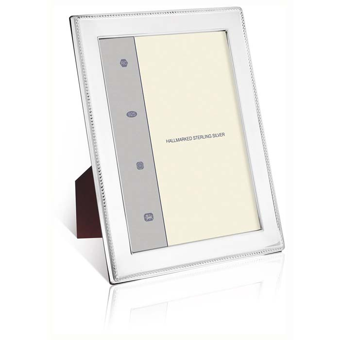 Rope Smooth 13X9 cm Classic Photo Frame