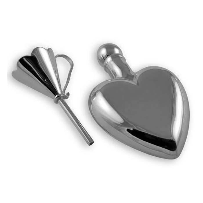 Heart Shaped Scent Bottle