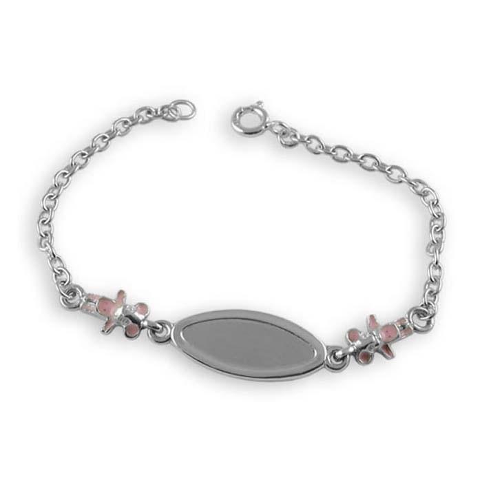 Teddy ID Bracelet