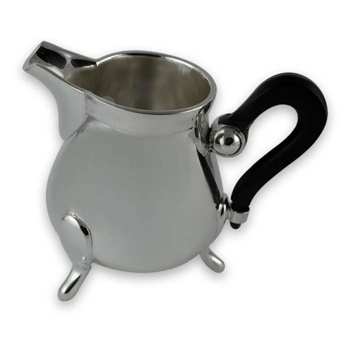 Plated Sterling Silver Plain Windsor Cream Jug