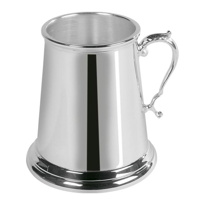 Sterling Silver Child's Christening Mug