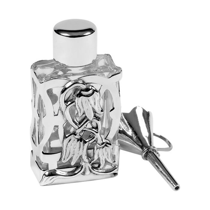 Flower Perfume Bottle