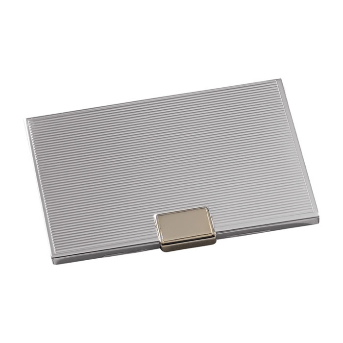 Lined Credit Or Visiting Card Case