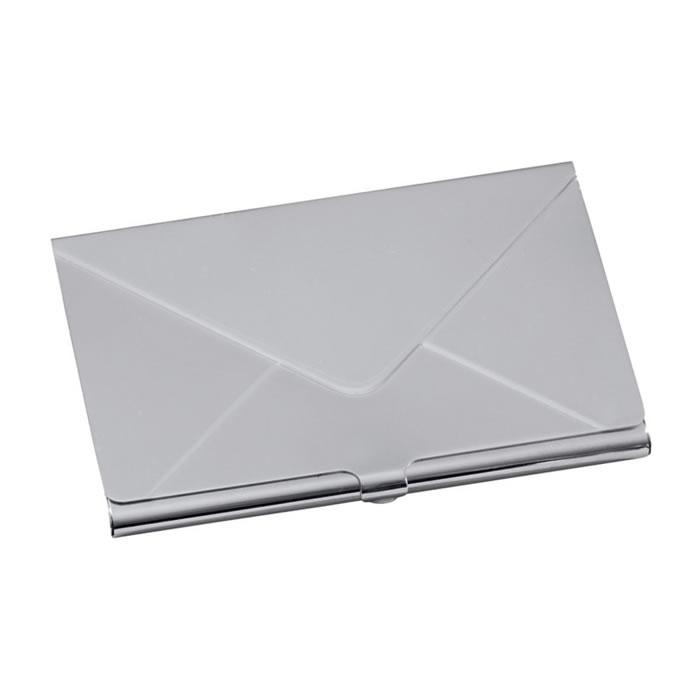 Sterling Silver Envelope Credit Or Visiting Card Case