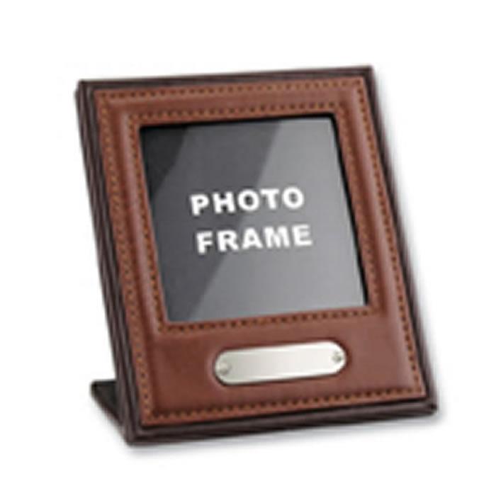 Fabric Desk Photo Frame