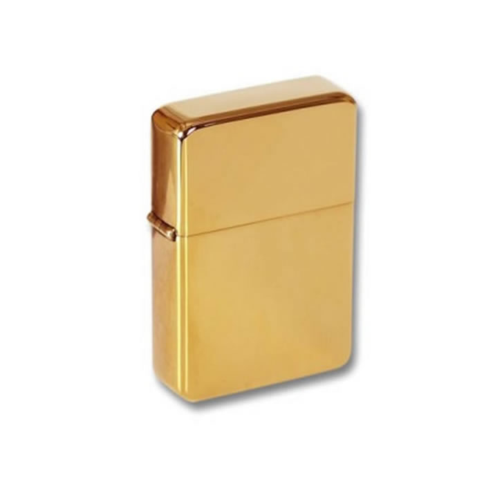 Polished Brass Lighter