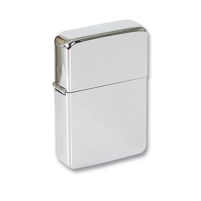 High Polished Chrome Lighter