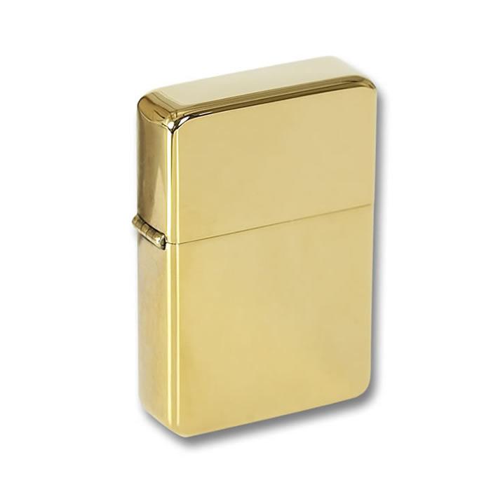 Gold Lighter