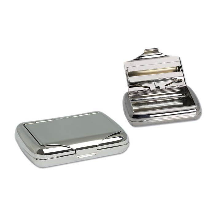 Chrome Tobacco Case