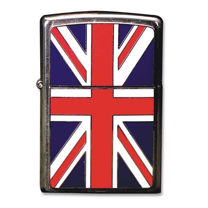 Union Jack Zippo Lighter