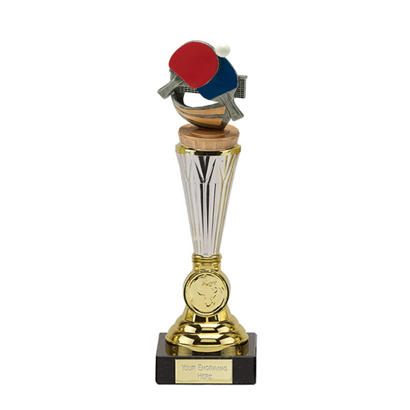 23cm Table Tennis Figure On Paragon Award