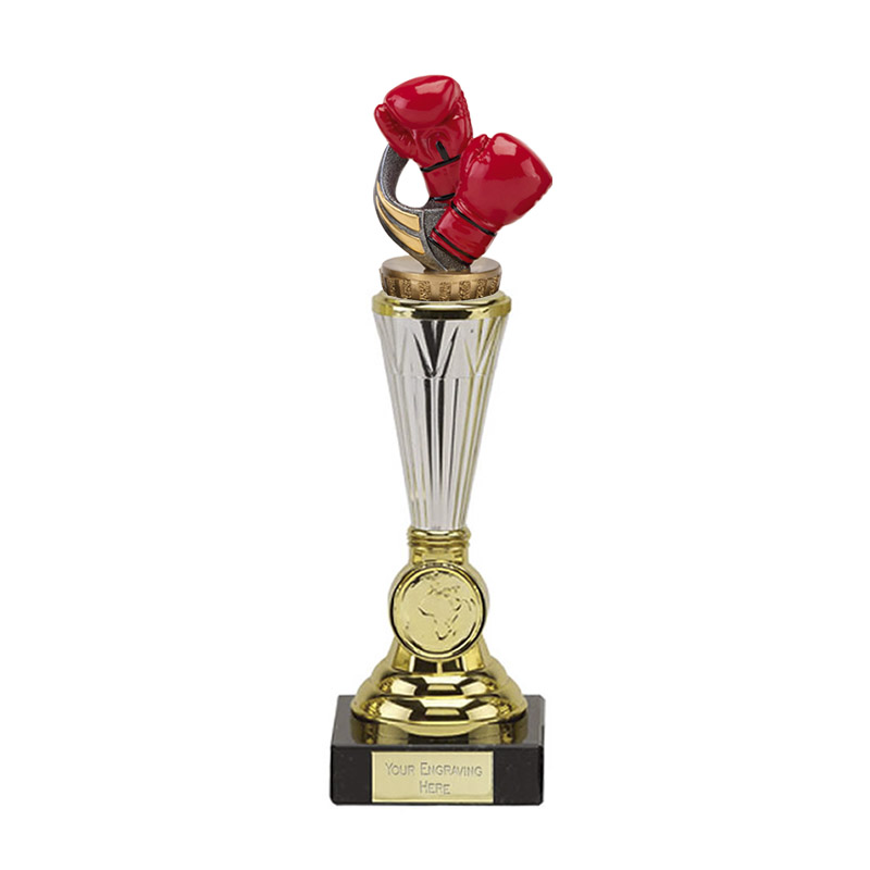 23cm Boxing Figure On Paragon Award
