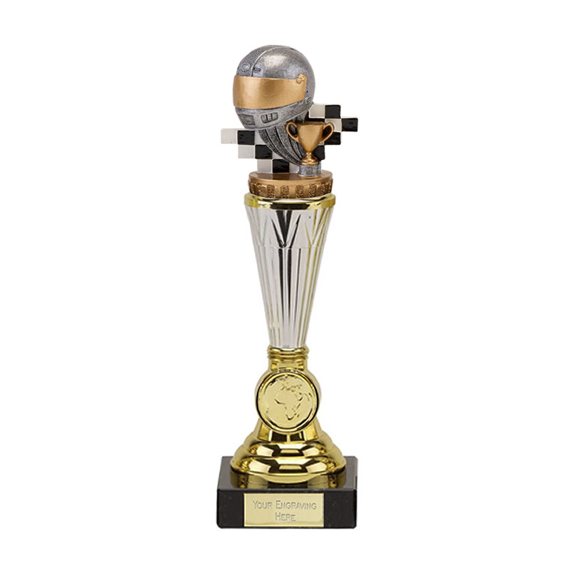 23cm Motorsports Neutral Figure On Paragon Award
