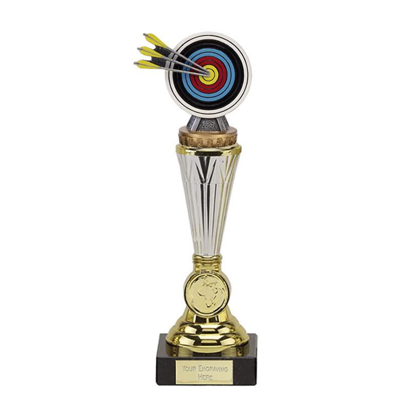 23cm Achery Figure On Paragon Award