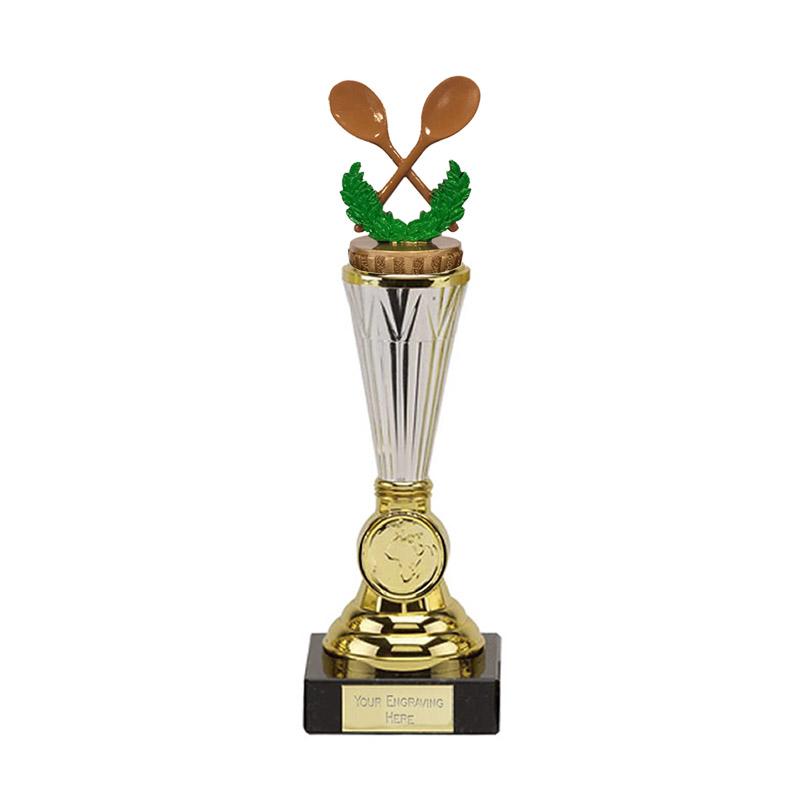 23cm Wooden Spoon Figure On Paragon Award