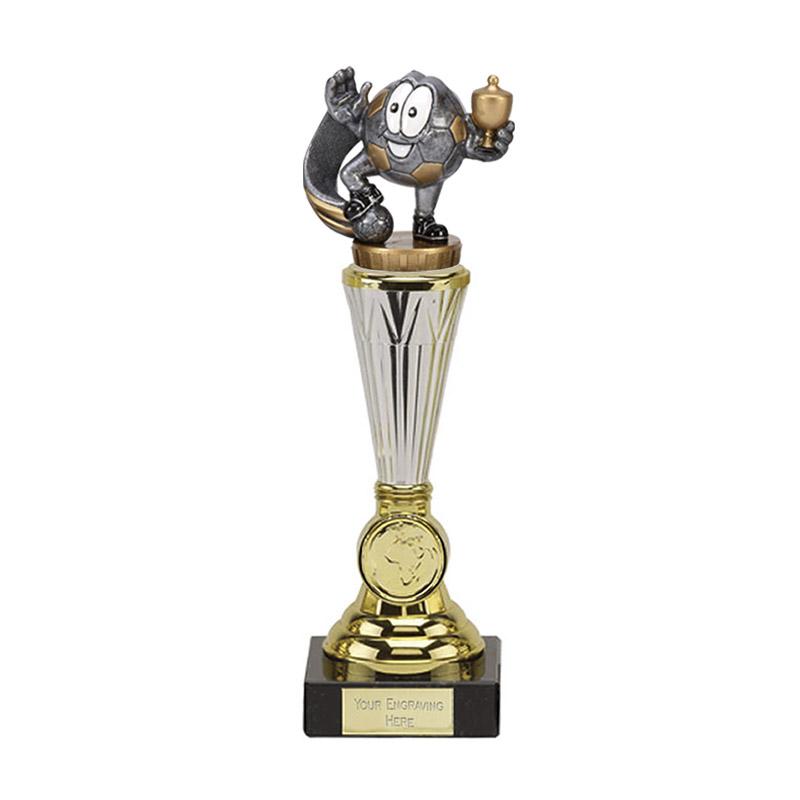 10 Inch Football Figure On Paragon Award
