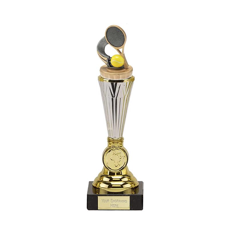 10 Inch Tennis Figure On Paragon Award