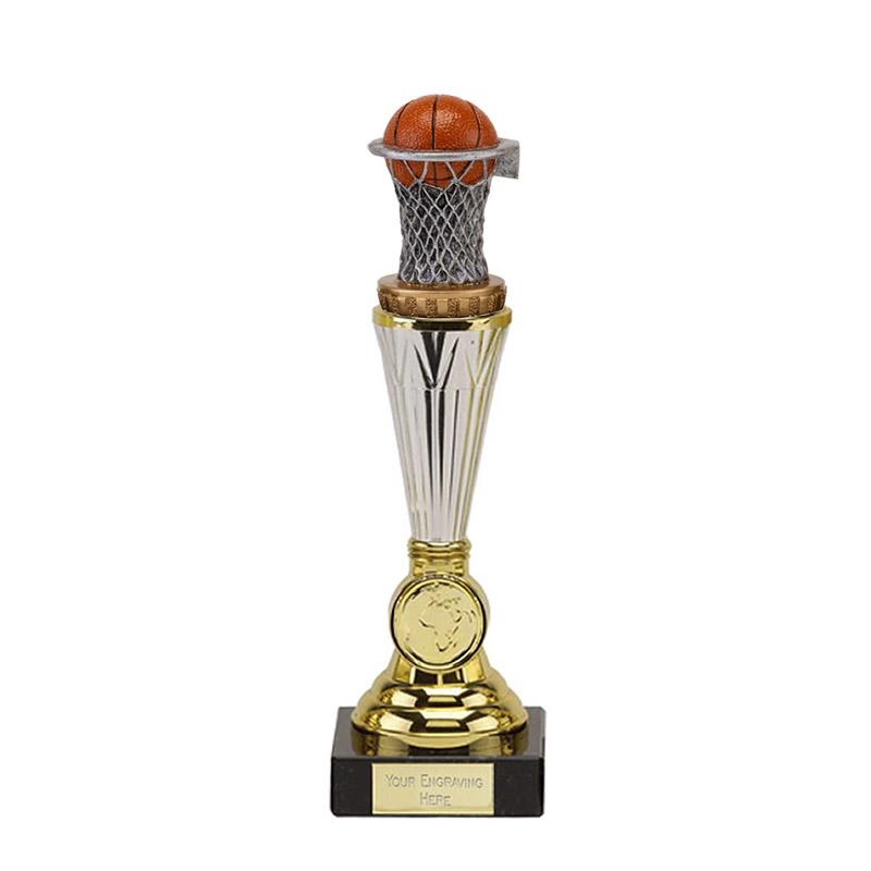 10 Inch basketball figure on Paragon Award