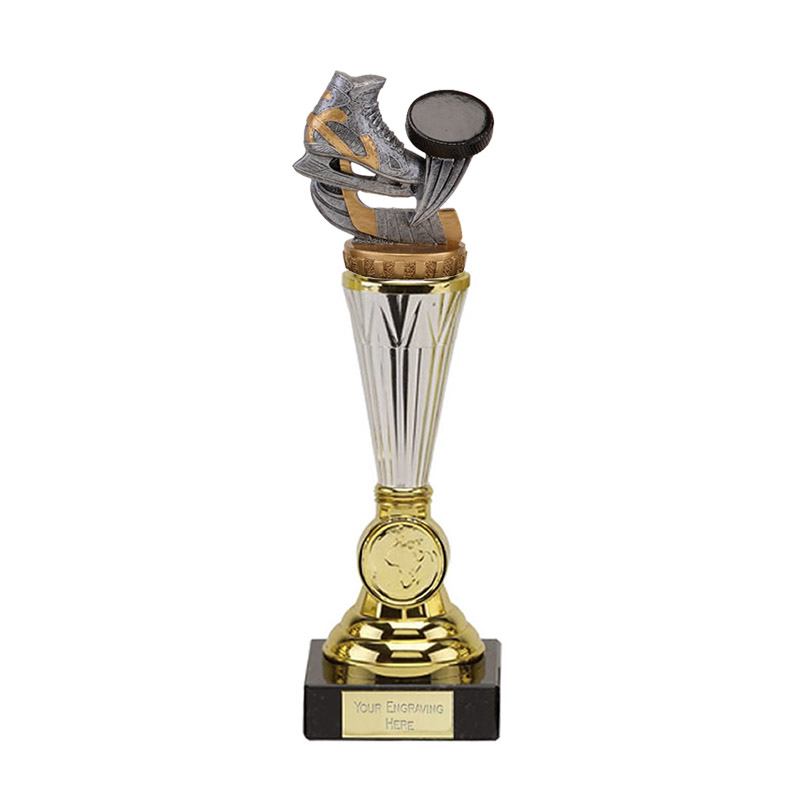 10 Inch Ice Hockey Figure On Paragon Award