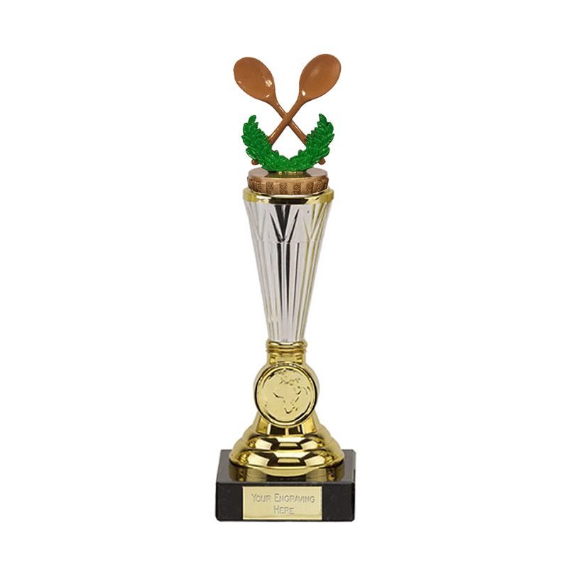 10 Inch Wooden Spoon Figure On Paragon Award