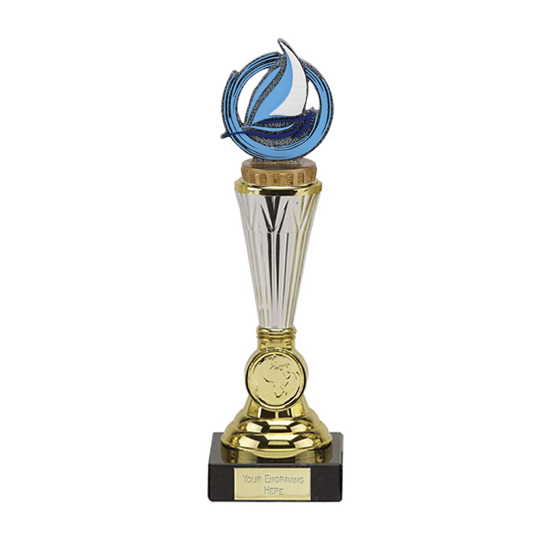 10 Inch sailing figure on Paragon Award