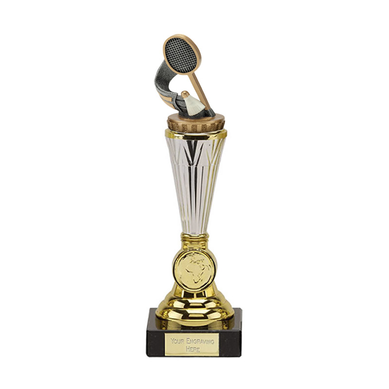 26cm Badminton Figure On Paragon Award