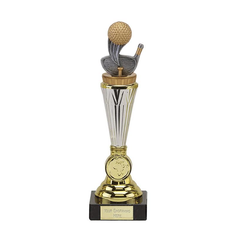 26cm Golf Figure On Golf Paragon Award