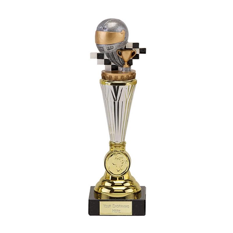 26cm Motorsports Neutral Figure On Paragon Award