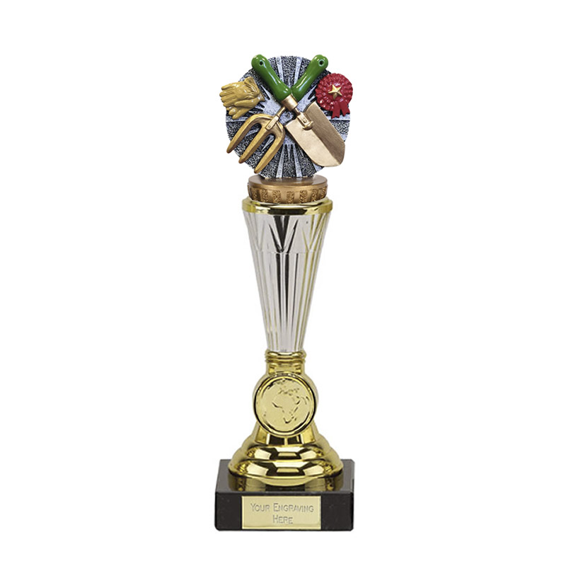 26cm Gardening Figure On Paragon Award