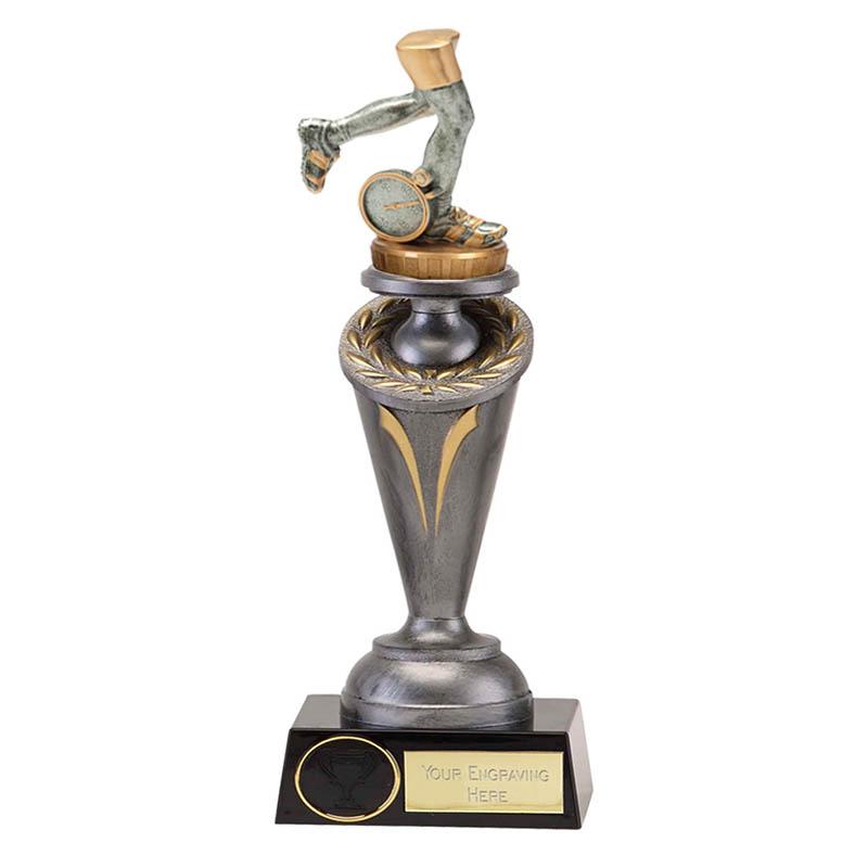 22cm Running Neutral Figure on Running Crucial Award