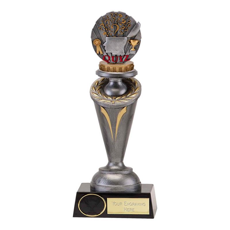 22cm Quiz Figure on School Crucial Award