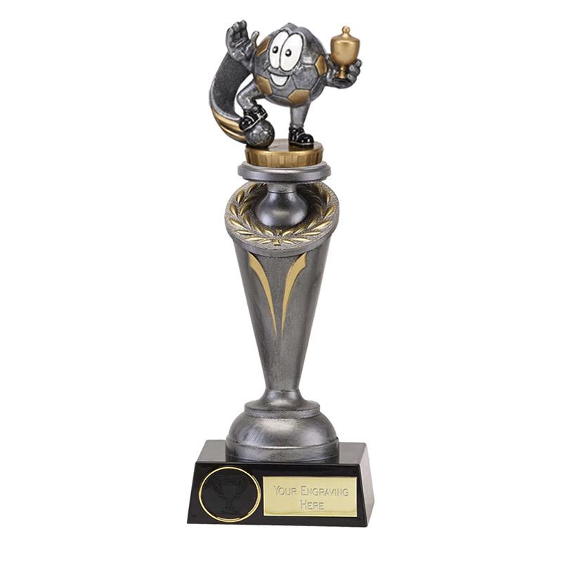 24cm Football Character Figure on Football Crucial Award